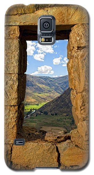 Pisac Ruins Galaxy S5 Case