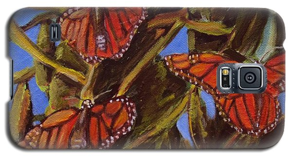 Pismo Monarchs Galaxy S5 Case