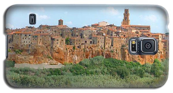 Pitigliano Panorama Galaxy S5 Case by Alan Socolik