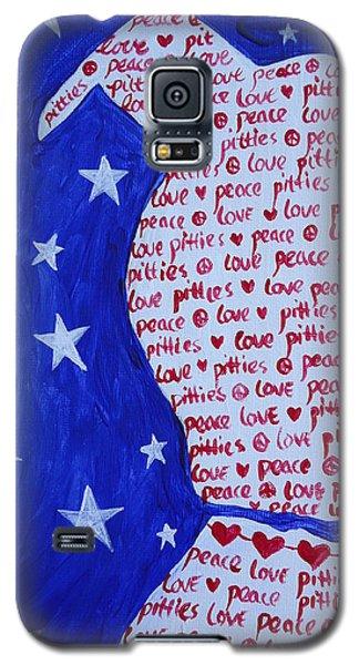 Pittie Love Galaxy S5 Case