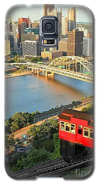 Pittsburgh Duquesne Incline Galaxy S5 Case