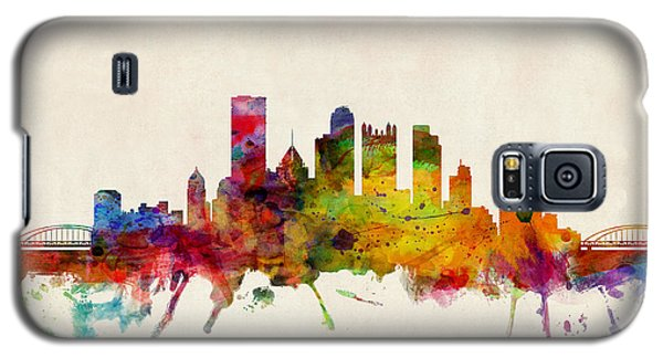 Pittsburgh Pennsylvania Skyline Galaxy S5 Case