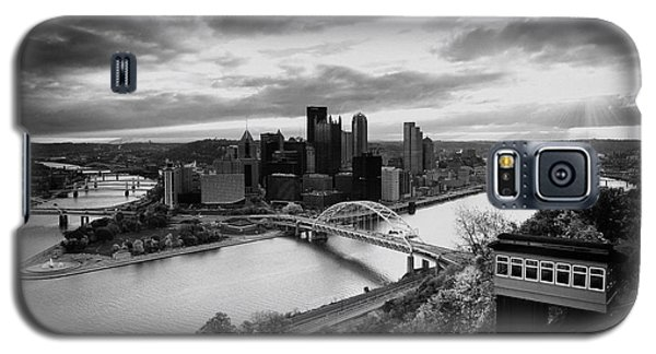Pittsburgh Skyline1 Galaxy S5 Case