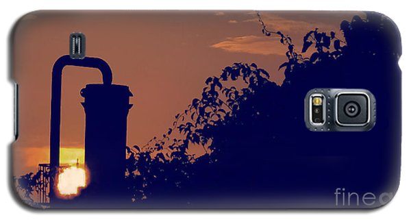 Pittsburgh Sunset  Galaxy S5 Case