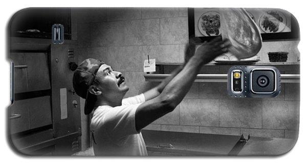 Pizza Toss Galaxy S5 Case