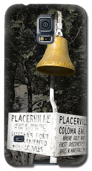 Placerville Bell Galaxy S5 Case