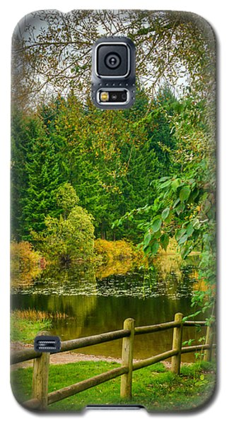 Placid Reflection Galaxy S5 Case