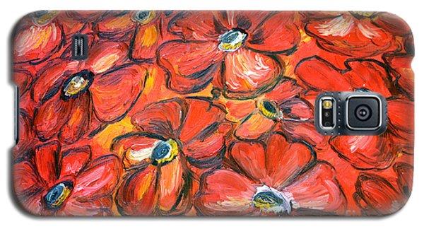 Plaisir Rouge Galaxy S5 Case