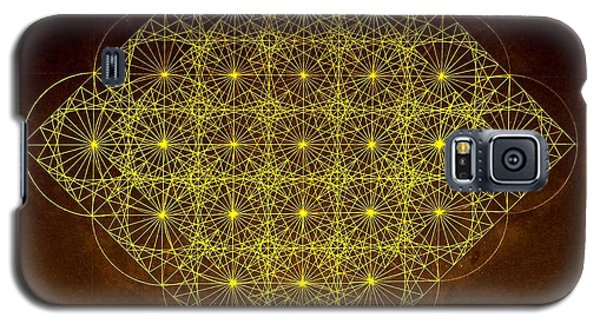 Planck Space Time  Galaxy S5 Case by Jason Padgett