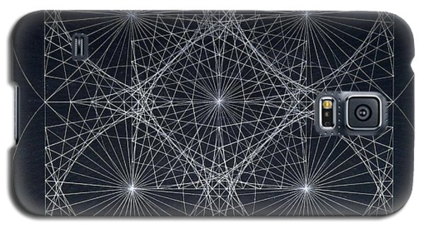 Plancks Blackhole Galaxy S5 Case