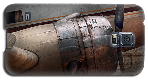 Plane - A Little Rough Around The Edges Galaxy S5 Case by Mike Savad