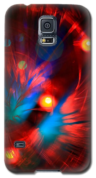 Galaxy S5 Case featuring the photograph Planet Caravan by Dazzle Zazz