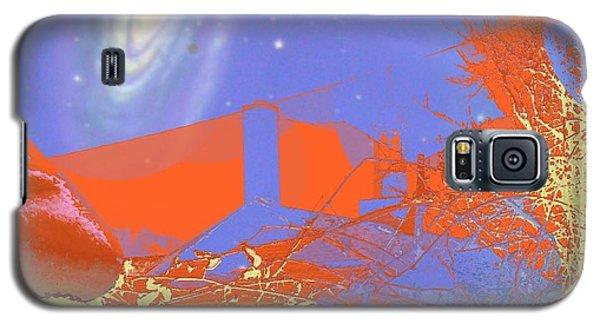 Planet Chuck Galaxy S5 Case
