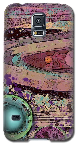 Planet Metallica Galaxy S5 Case