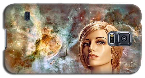 Planetarium Galaxy S5 Case
