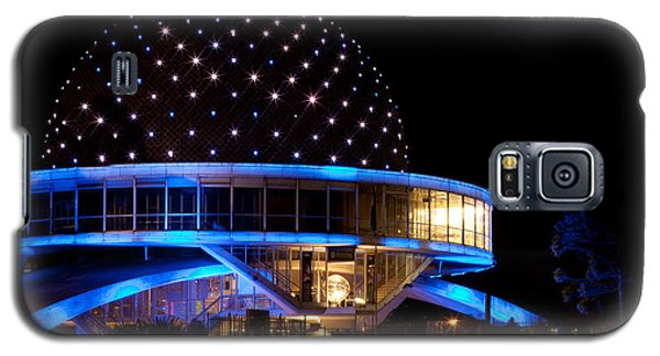 Galaxy S5 Case featuring the photograph Planetarium by Silvia Bruno