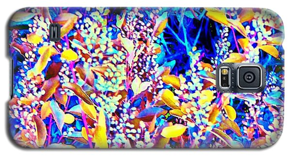 Plant Life II Galaxy S5 Case by Shirley Moravec