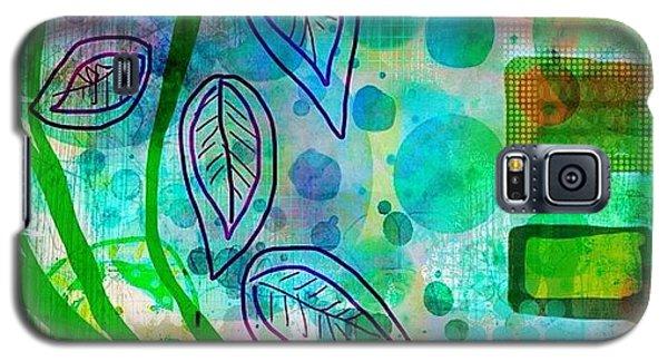 plant The Seeds #ipadart #art Galaxy S5 Case by Robin Mead