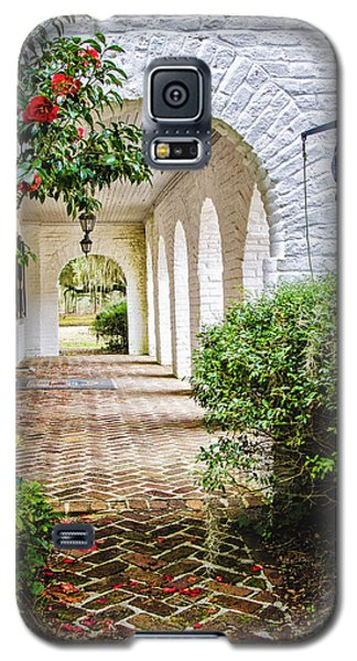 Plantation Arches Galaxy S5 Case