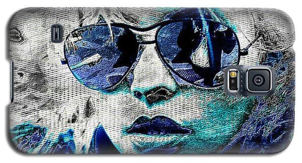 Platinum Blondie Galaxy S5 Case