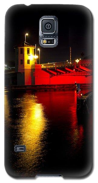Platt Street Bridge Galaxy S5 Case