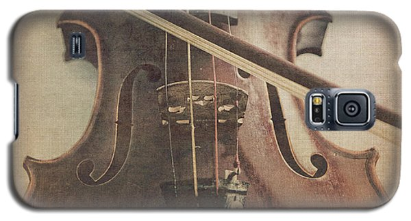 Violin Galaxy S5 Case - Play A Tune by Emily Kay