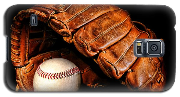 Play Ball Galaxy S5 Case by Olivier Le Queinec