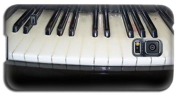 Play My Piano Galaxy S5 Case