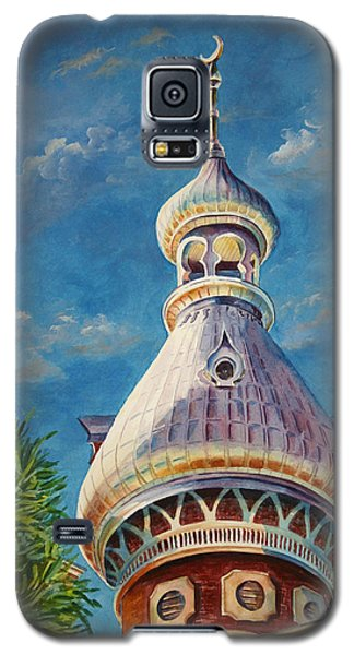 Play Of Light - University Of Tampa Galaxy S5 Case