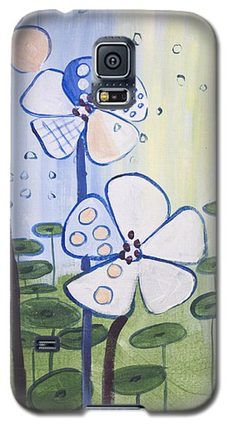 Playful Daisies  Galaxy S5 Case
