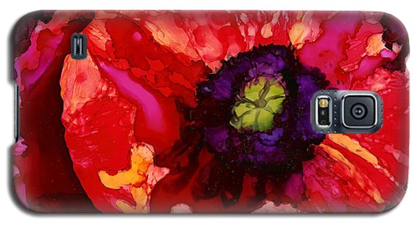 Playful Poppy Galaxy S5 Case