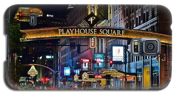 Playhouse Square Galaxy S5 Case