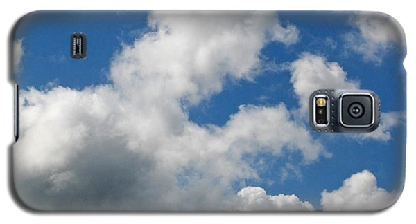 Playing Among The Clouds Galaxy S5 Case