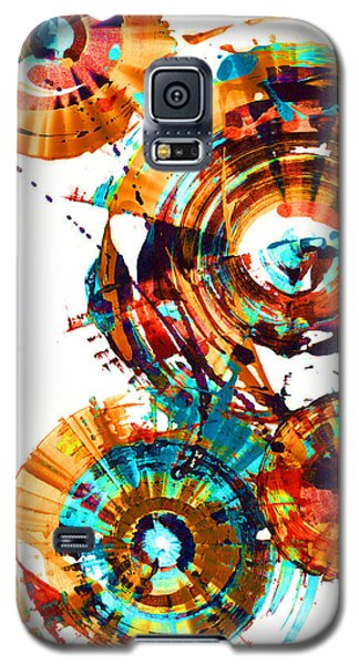 Playing In The Wind 1000.042312 - Popart-3 Galaxy S5 Case