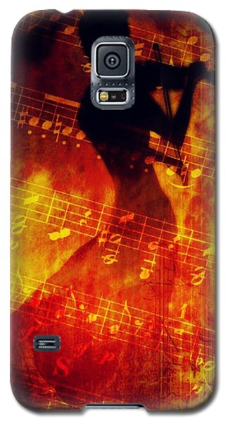 Playing Just For You Galaxy S5 Case