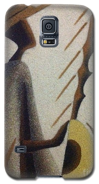 Playing The People Galaxy S5 Case by Fania Simon