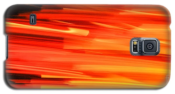 Playing With Fire 17 Galaxy S5 Case by Cheryl McClure