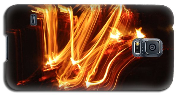 Playing With Fire 6 Galaxy S5 Case