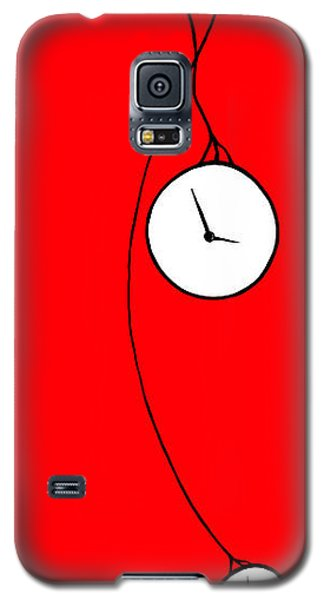 Playing With Time Galaxy S5 Case