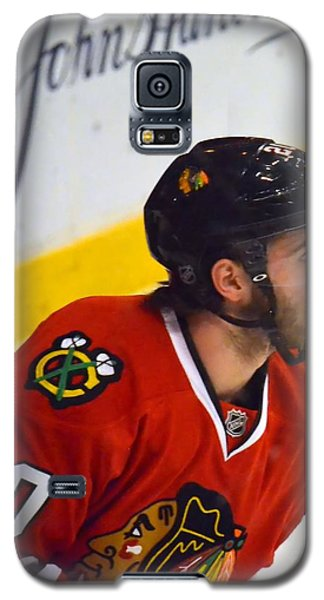 Galaxy S5 Case featuring the photograph Playoff Saad by Melissa Goodrich
