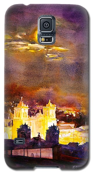 Plaza De Armas- Cusco Galaxy S5 Case
