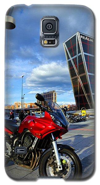 Plaza De Castilla Galaxy S5 Case