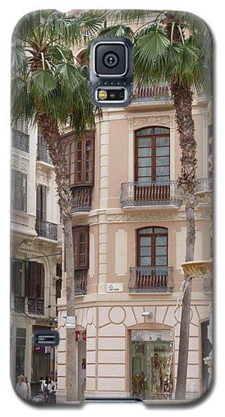 Plaza De La Constitucion - Malaga Galaxy S5 Case