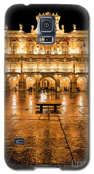 Plaza Mayor In Salamanca Galaxy S5 Case