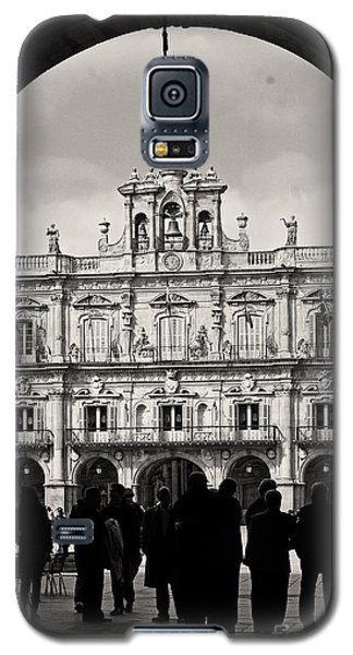 Plaza Mayor Salamanca Galaxy S5 Case