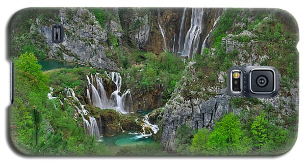 Plitvice Galaxy S5 Case