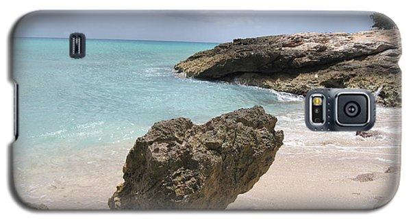 Plum Bay - St. Martin Galaxy S5 Case