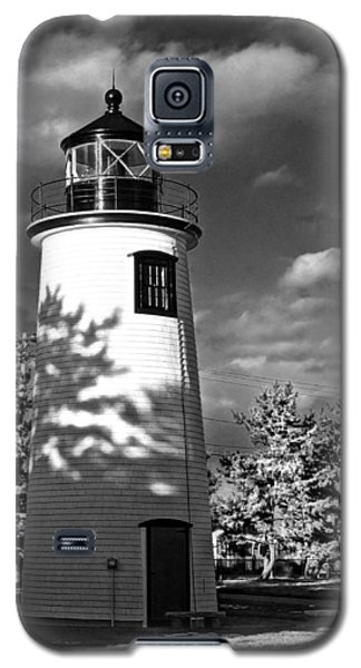Plum Island Light 01 Galaxy S5 Case