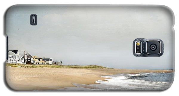 Plum Island Picnic Galaxy S5 Case by Karen Lynch
