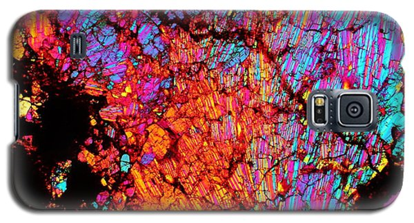 Plume Of Color Galaxy S5 Case